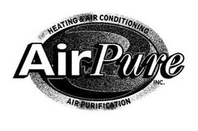 AIR PURE INC. HEATING & AIR CONDITIONING AIR PURIFICATION