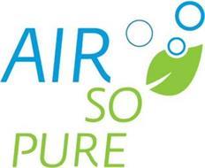 AIR SO PURE