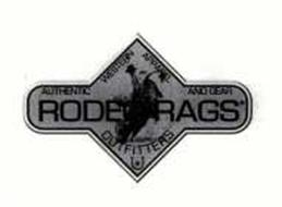 RODEO RAGS OUTFITTERS AUTHENTIC WESTERN APPAREL AND GEAR