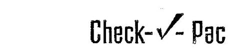 CHECK-V-PAC