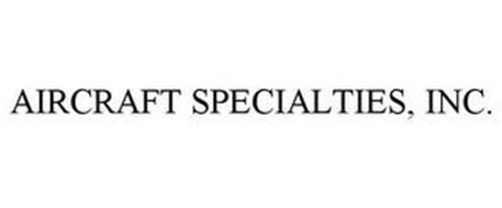 AIRCRAFT SPECIALTIES, INC.