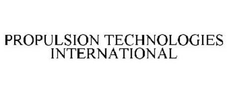 PROPULSION TECHNOLOGIES INTERNATIONAL