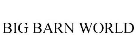 Big Barn World Trademark Of Airg Inc Serial Number 85576295