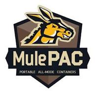 MULEPAC PORTABLE ALL-MODE CONTAINERS