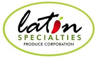 LATIN SPECIALTIES PRODUCE CORPORATION