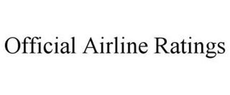 OFFICIAL AIRLINE RATINGS
