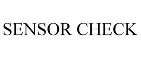SENSOR CHECK