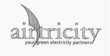 AIRTRICITY YOUR GREEN ELECTRICITY PARTNER