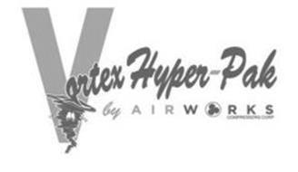 VORTEX HYPER-PAK BY AIRWORKS COMPRESSORS CORP