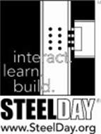 INTERACT. LEARN. BUILD. STEELDAY WWW.STELLDAY.ORG