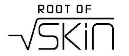 ROOT OF SKIN