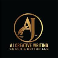 AJ CREATIVE WRITING COACH & EDITOR LLC