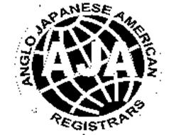 AJA ANGLO JAPANESE AMERICAN REGISTRARS