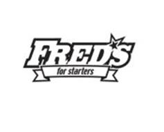 FRED S FOR STARTERS