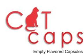 CAT CAPS EMPTY FLAVORED CAPSULES