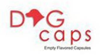 D G CAPS EMPTY FLAVORED CAPSULES