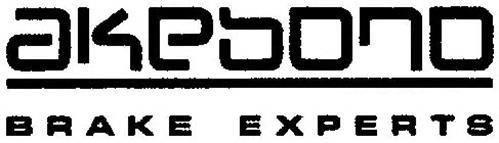 AKEBONO BRAKE EXPERTS