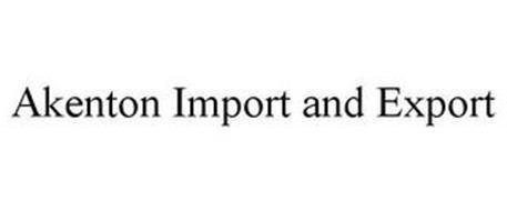 AKENTON IMPORT AND EXPORT