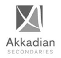 A AKKADIAN SECONDARIES