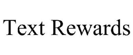 TEXT REWARDS