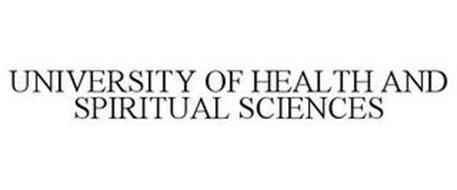UNIVERSITY OF HEALTH AND SPIRITUAL SCIENCES