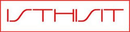 ISTHISIT