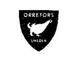 ORREFORS SWEDEN
