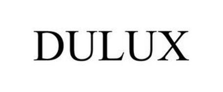 DULUX Trademark of AKZO NOBEL COATINGS INTERNATIONAL B V