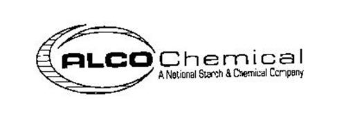 ALCO CHEMICAL A NATIONAL STARCH & CHEMICAL COMPANY