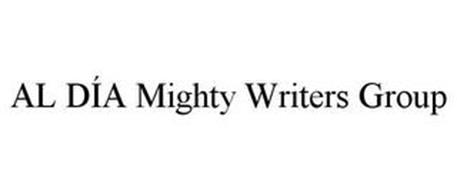 AL DÍA MIGHTY WRITERS GROUP