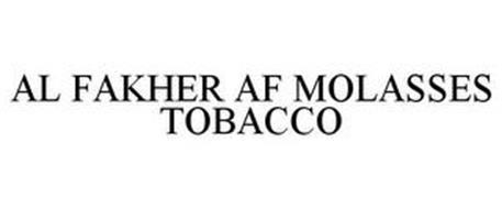 AL FAKHER AF MOLASSES TOBACCO