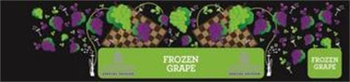 FROZEN GRAPE AL FAKHER SPECIAL EDITION