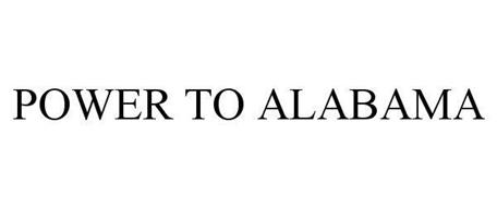 POWER TO ALABAMA