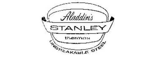 STANLEY ALADDIN'S THERMOS UNBREAKABLE STEEL
