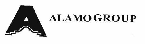A ALAMO GROUP