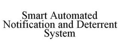 SMART AUTOMATED NOTIFICATION AND DETERRENT SYSTEM