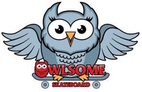 OWLSOME SKATEBOARD