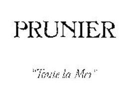 "PRUNIER ""TOUTE LA MER"""