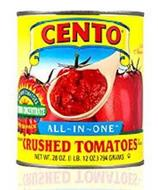 CENTO VINE RIPE TOMATOES NOT FROM CONCENTRATE FRESH PACK ALL-IN-ONE