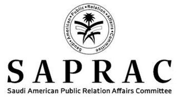 SAUDI AMERICAN PUBLIC RELATION AFFAIRS COMMITTEE SAPRAC SAUDI AMERICAN PUBLIC RELATION AFFAIRS COMMITTEE