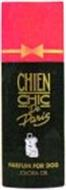 CHIEN CHIC DE PARIS PARFUM FOR DOG JOJOBA OIL