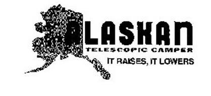ALASKAN TELESCOPIC CAMPER IT RAISES, IT LOWERS