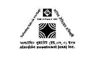 ALAUDDIN SWEETMEAT (USA) INC. REFLECTING NATIONS HERITAGE ESTD IN DHAKA IN 1894