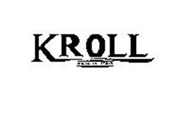 KROLL MADE IN ITALY