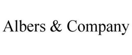 ALBERS & COMPANY