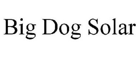 BIG DOG SOLAR