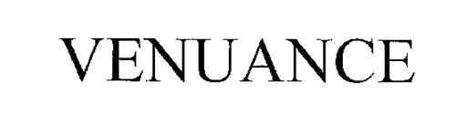 VENUANCE Trademark of Albert Uster Imports, Inc  Serial