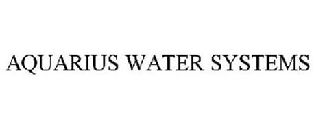 AQUARIUS WATER SYSTEMS