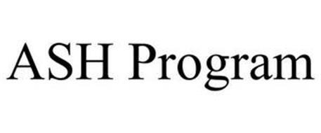 ASH PROGRAM