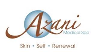 AZANI MEDICAL SPA SKIN · SELF · RENEWAL